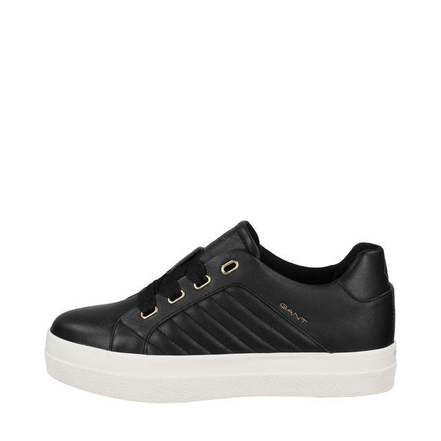 Gant Avona sneakers i skinn. dam