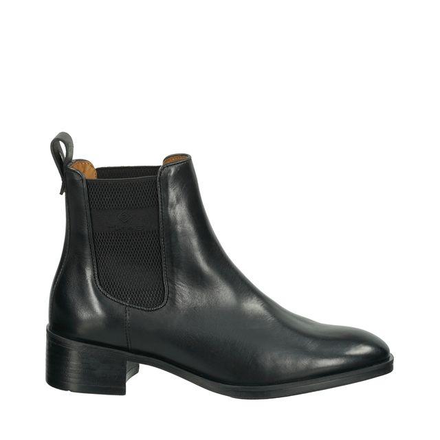 Gant Dellar Chelsea boots i skinn, dam