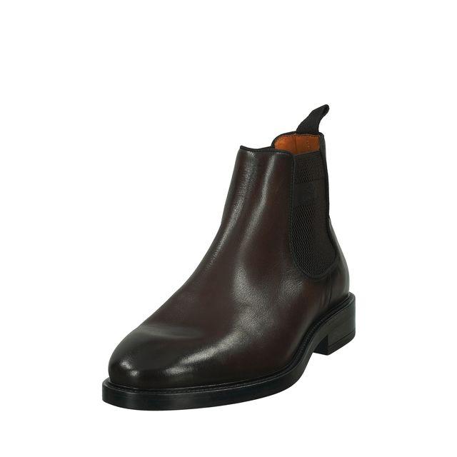 Gant Flairville Chelsea boots i skinn, herr