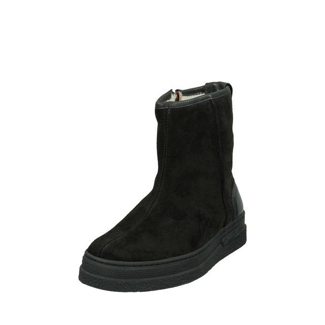 Gant Breonna fodrade boots i mocka, dam