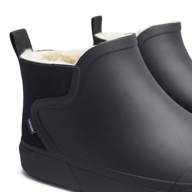 Tretorn North fodrade boots i gummi, herr