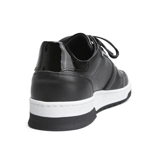 Rizzo Lenio sneakers i skinn, herr