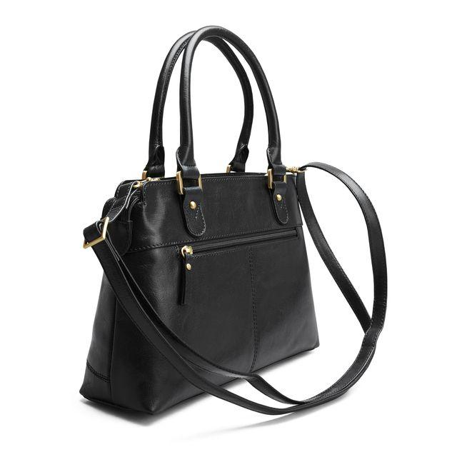 MCO Ingrid handväska i skinn