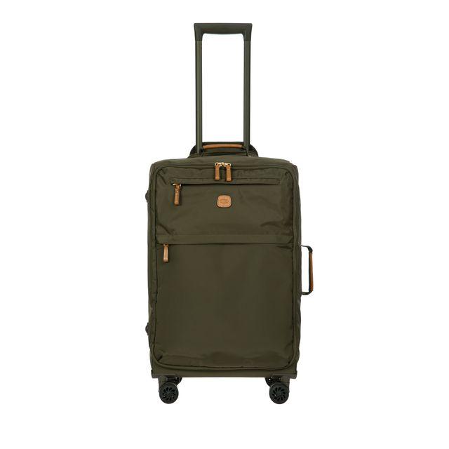 BRIC'S X-Travel mjuk resväska i nylon, 4 hjul, 65 cm