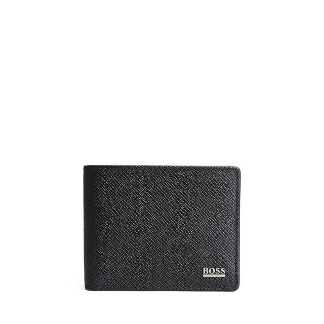 Hugo Boss Signature plånbok i skinn