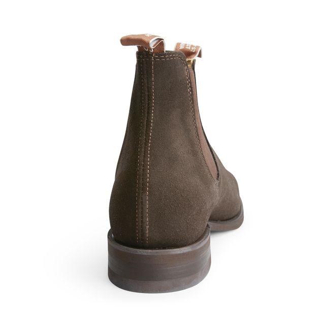 R.M.Williams Blaxland Suede chelsea boots, herr