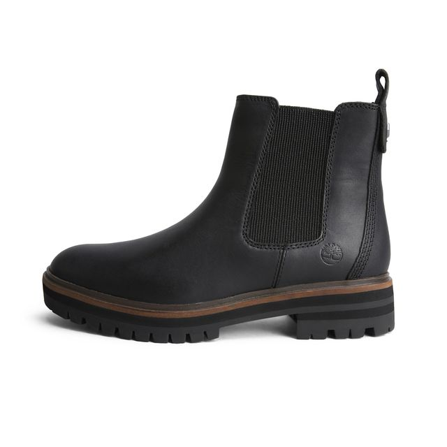 Timberland London Square chelsea boots i skinn, dam