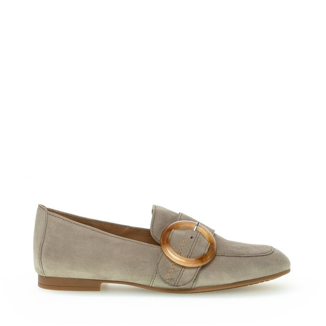 NEW IN - Gabor 64.212 loafers i mocka, dam