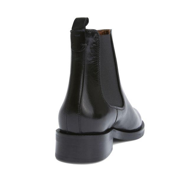 Billi Bi 3540 Buffalo boots i skinn, dam