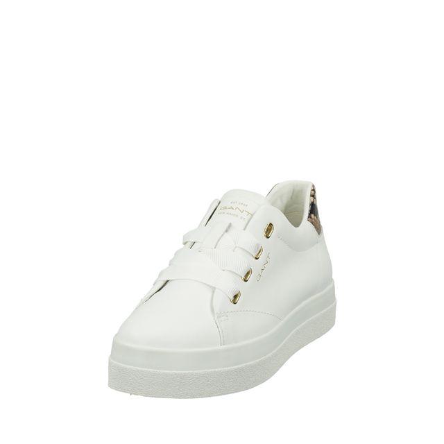 NEW IN - Gant Avona sneakers i skinn, dam