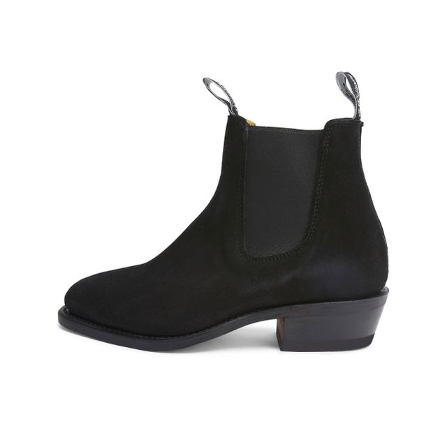 R.M Williams The Yearling chelsea boots i mocka, dam