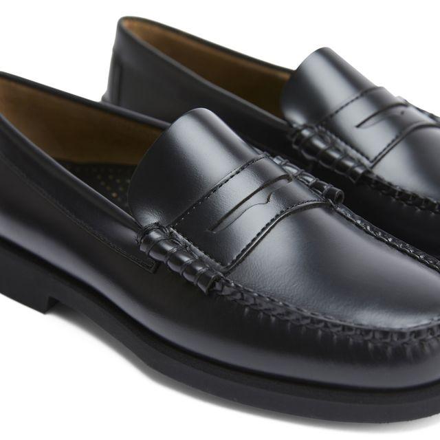 Sebago Dan Polaris loafers i skinn, herr