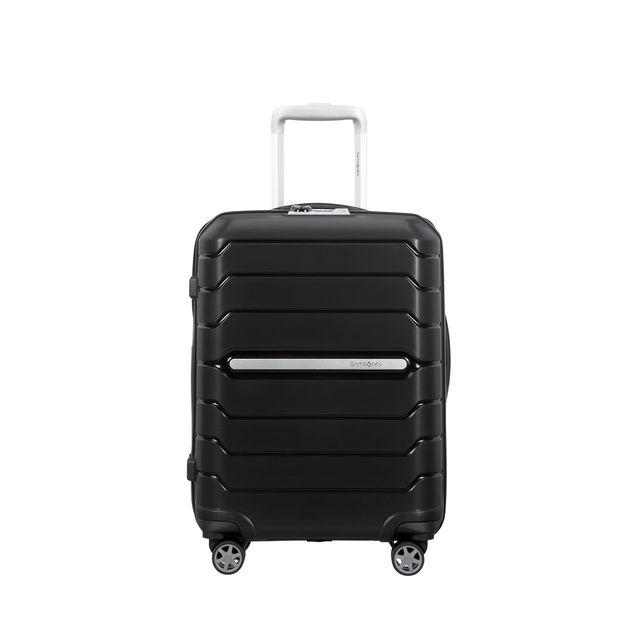 Samsonite Flux hård expanderbar resväska, 4 hjul, 55 cm