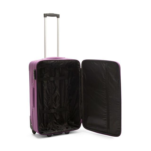 Accent mjuk resväska, 2 hjul, 55/67/77 cm
