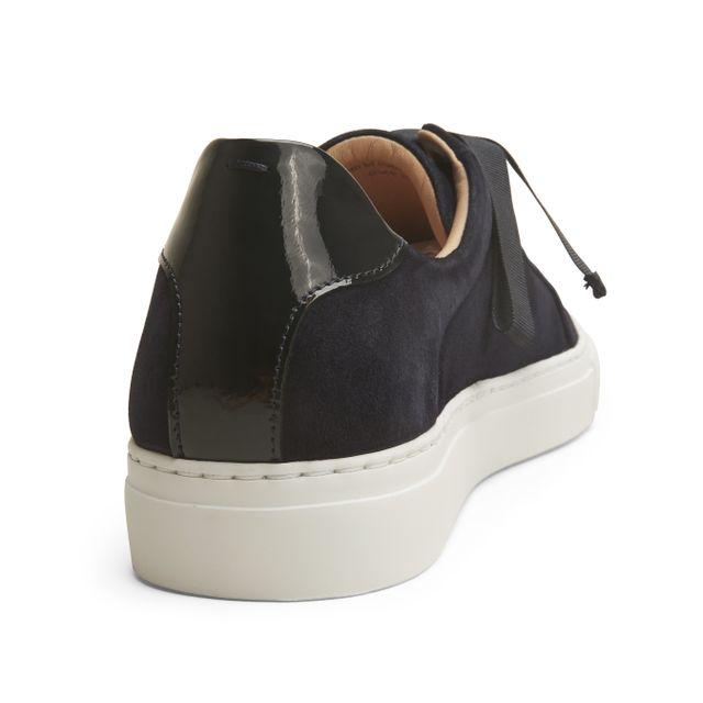 NEW IN - Billi Bi 4825 sneakers i mocka, dam