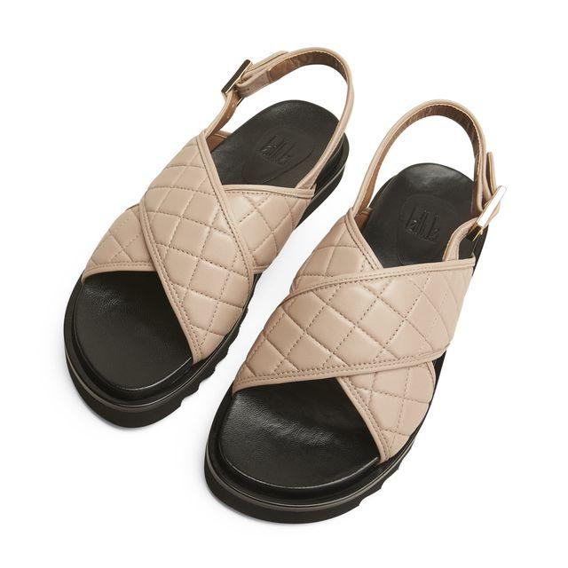 NEW IN - Billi Bi 4190 sandaler i skinn, dam