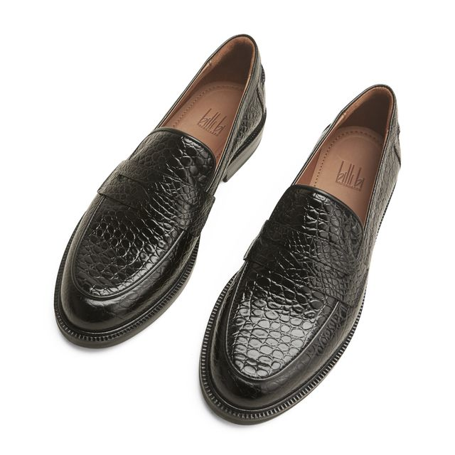 NEW IN - Billi Bi 4110 loafers i skinn, dam