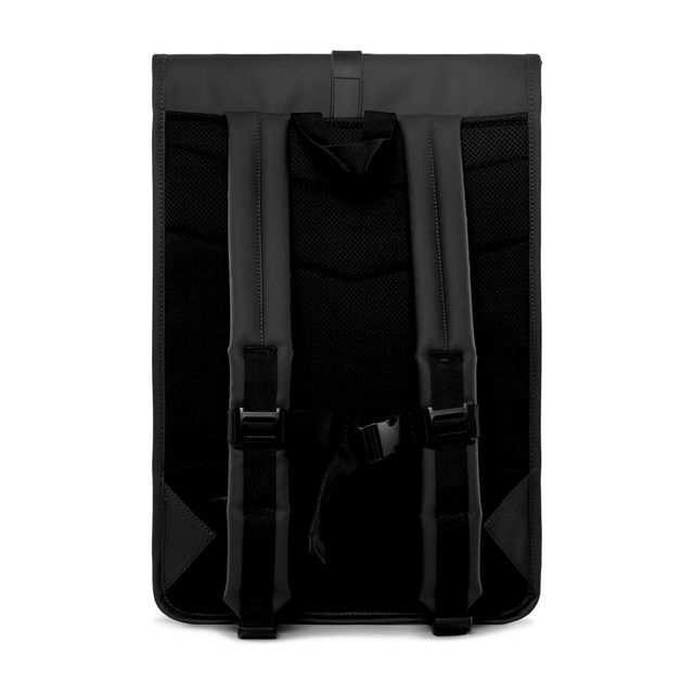 Rains Rolltop ryggsäck, vattenavvisande, 15 tum