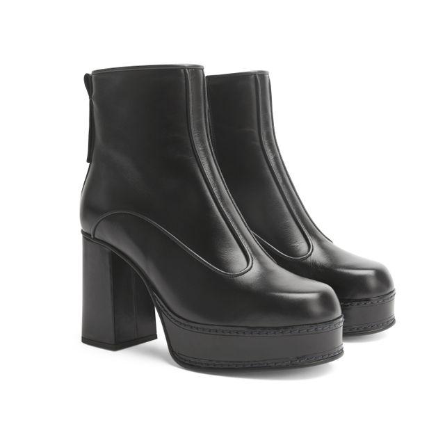 See By Chloé Bryanna boots i skinn, dam