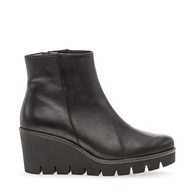 Gabor 54.780 boots i skinn, dam