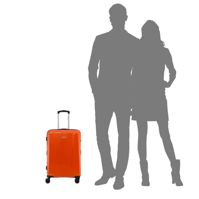 Cavalet Chill DLX resväska med 4 hjul, 55 cm