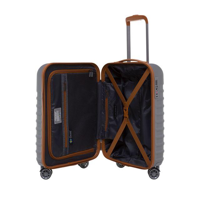 Cavalet Pasadena hård kabinväska, 4 hjul, 54 cm