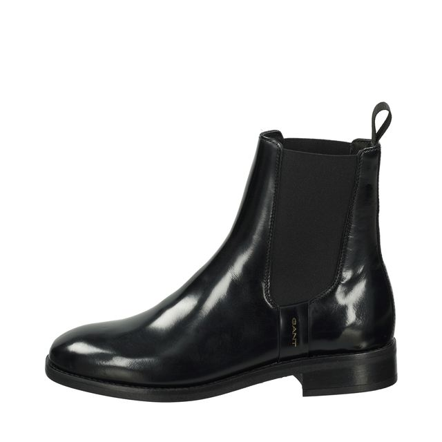 Gant Fayy Chelsea boots i skinn, dam