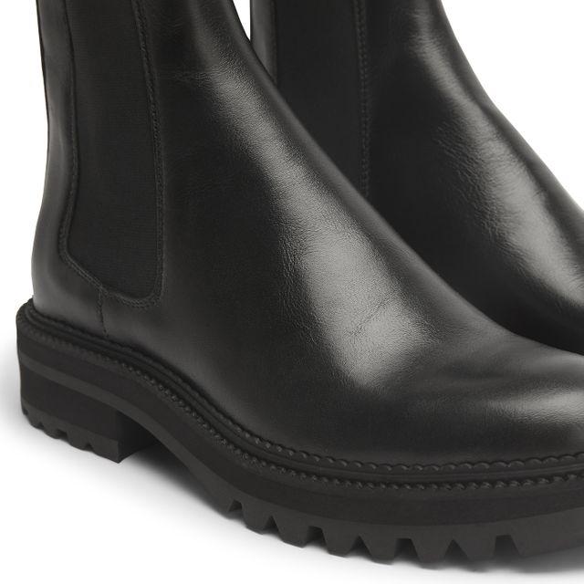 Billi Bi 4806 boots i skinn, dam