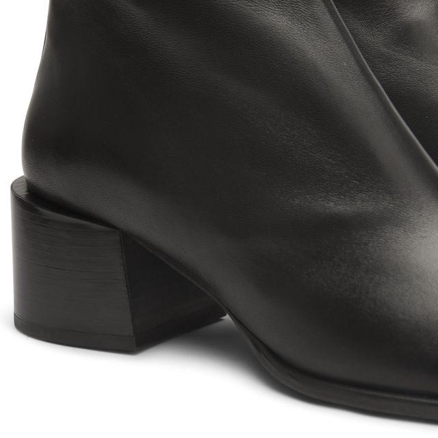 Billi Bi A1110 boots i skinn, dam