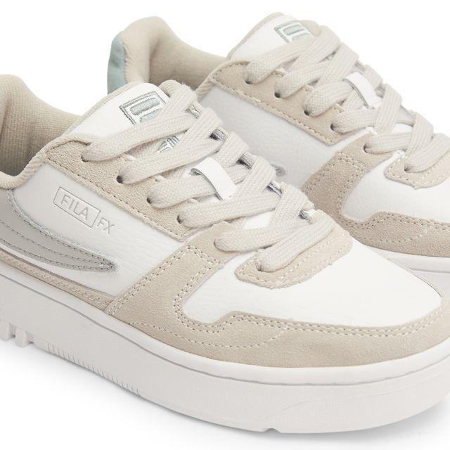 FILA FX Ventuno L Low sneakers i skinn, dam