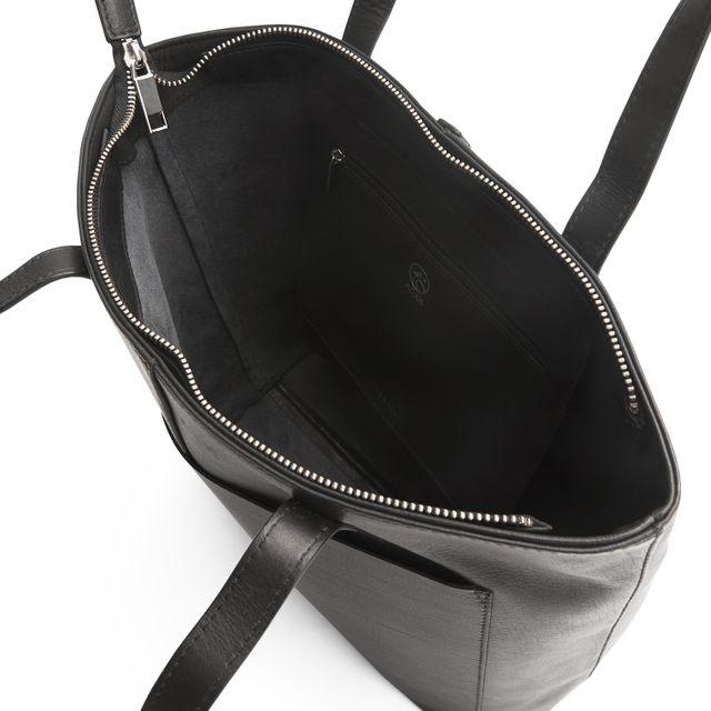 Adax Garda Samatha handväska i skinn