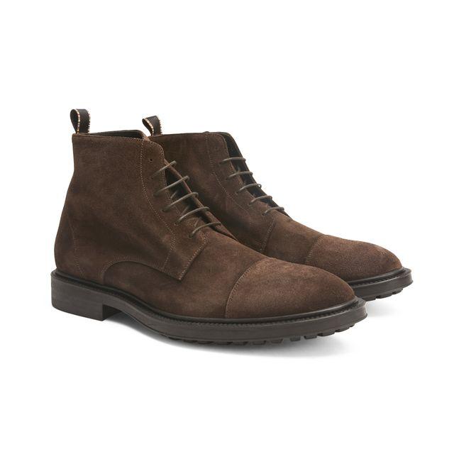 Paul Smith Cubitt boots i mocka, herr