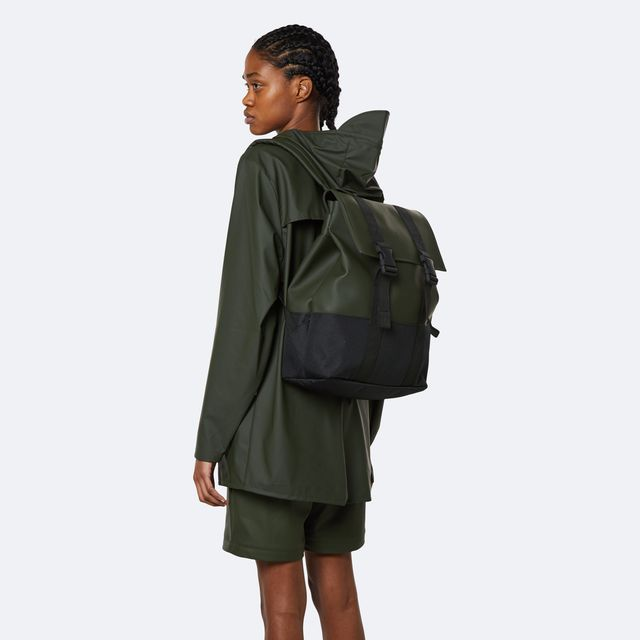 Rains Buckle MSN ryggsäck, vattenavvisande