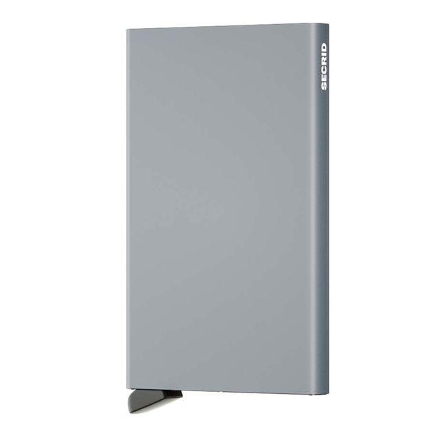 Secrid korthållare i metall