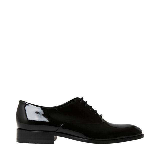 Loake Dress Shoe skor i lackat skinn, herr