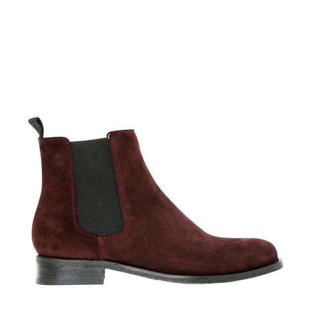 Rizzo Arabella chelsea boots i mocka