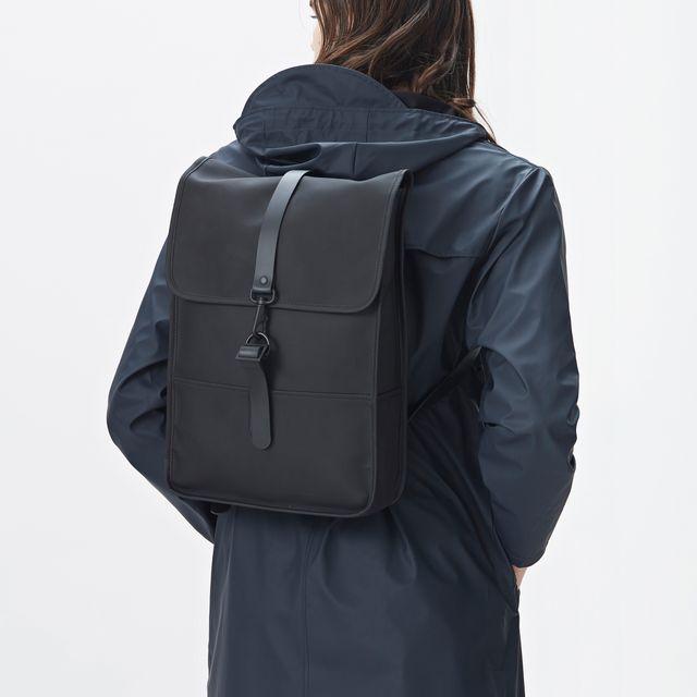 Rains Backpack Mini ryggsäck, vattenavvisande, 13 tum