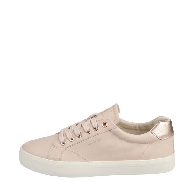 Gant Mary sneakers i skinn, dam