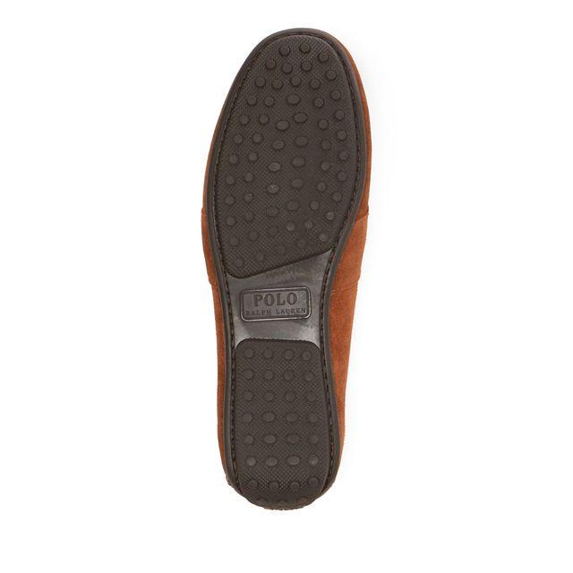 Lauren Ralph Lauren Reynold loafers i mocka