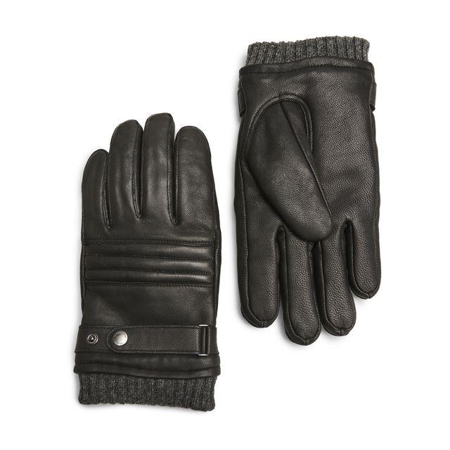 Handskmakaren Viareggio Glove handske i getnappa, herr