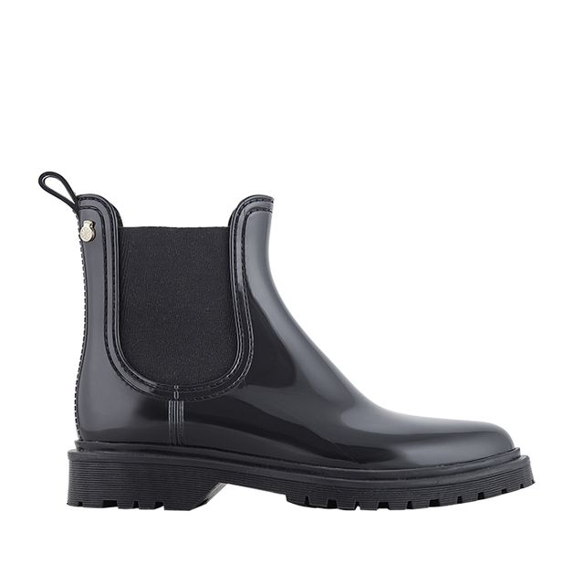 Lemon Jelly Block chelsea boots, dam