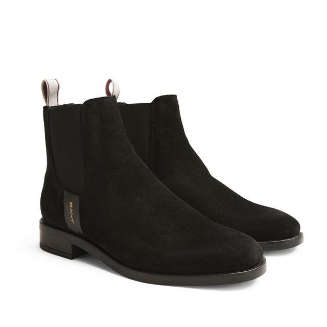 Gant Fay chelsea boots i mocka