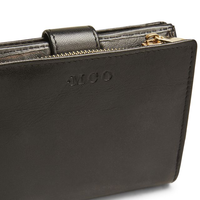 MCO Ninni plånbok i skinn