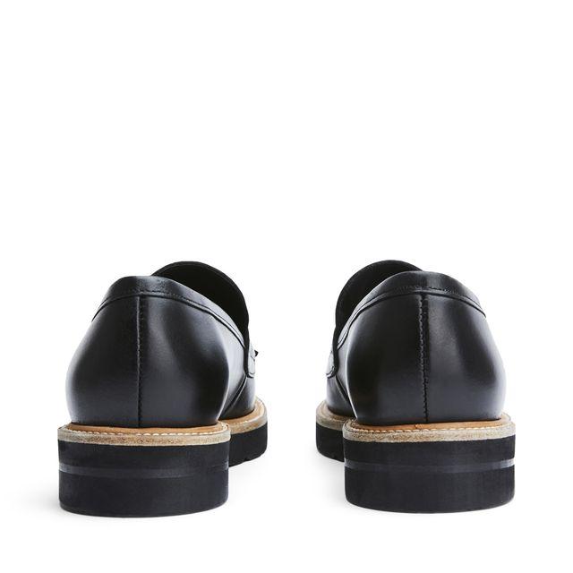 Rizzo Flora loafers med tassel i skinn