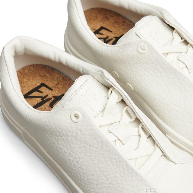 Eytys Doja Tumbled Sneakers i skinn