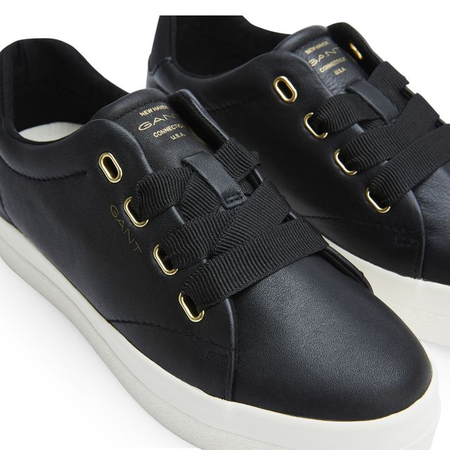 Gant Aurora sneakers i skinn, dam