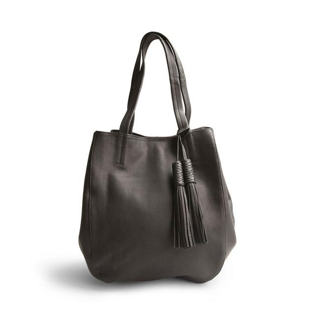 Rizzo Tess Shopper handväska i skinn
