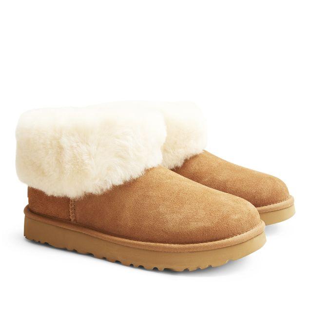 UGG Ultra Cuffed Mini Boots