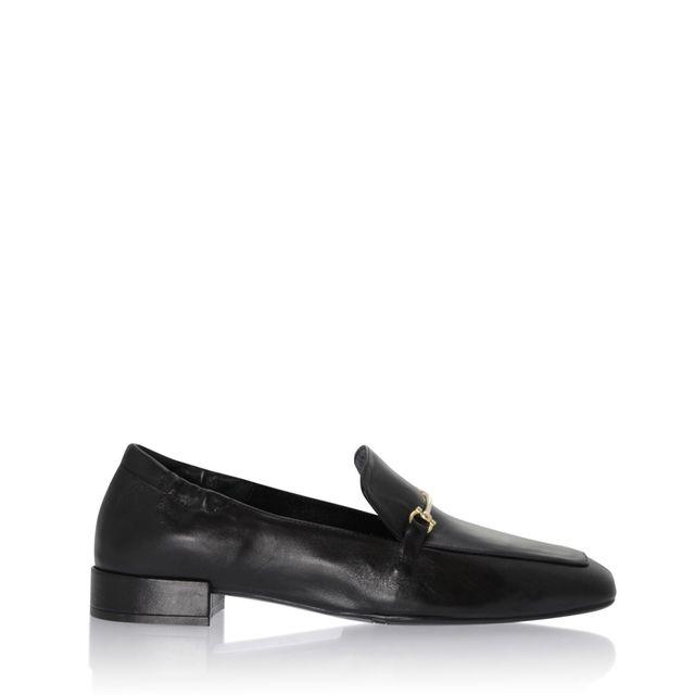 Billi Bi 3316 loafers i skinn