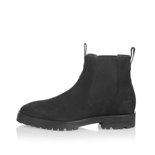 Gram 414g Black Oiled Nubuck boots